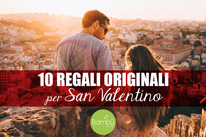 10 Regali originali per San Valentino